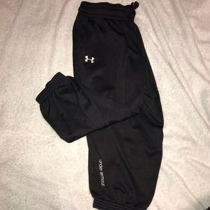 Under armor joggers!